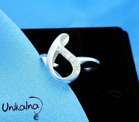 Сребърен пръстен - 20