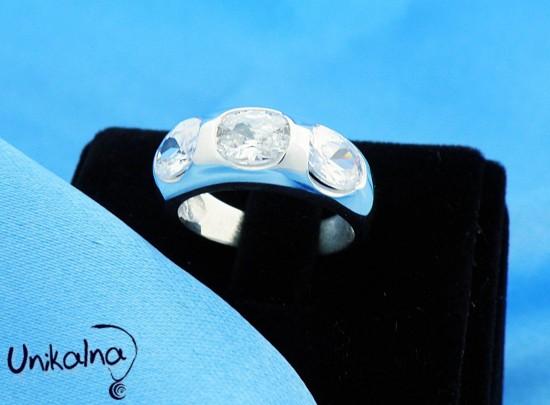Сребърен пръстен - 21
