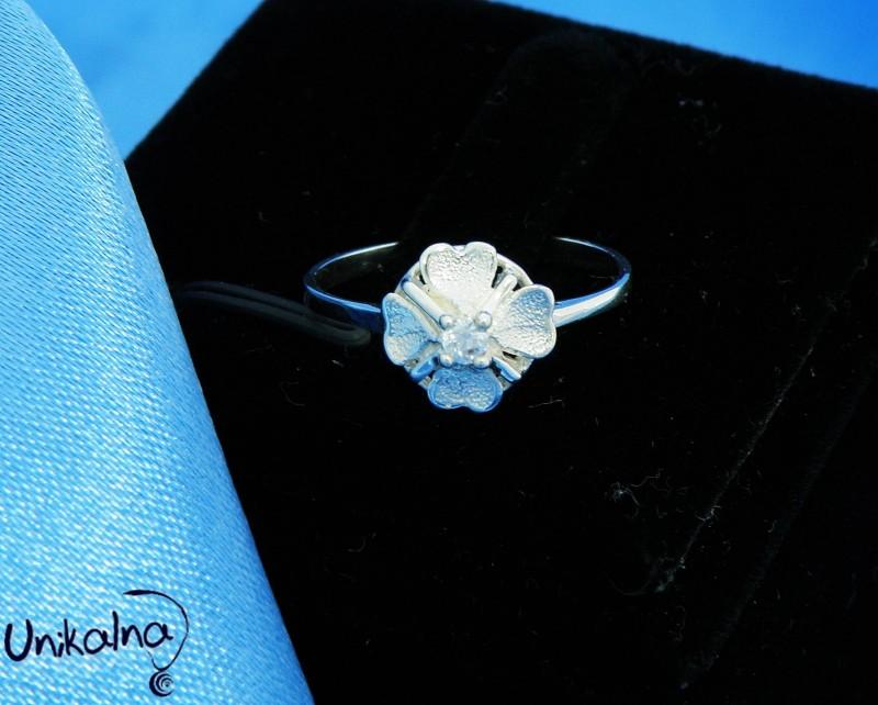 Сребърен пръстен - 36