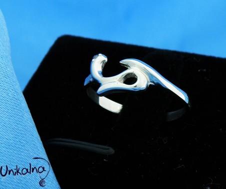 Сребърен пръстен - 37