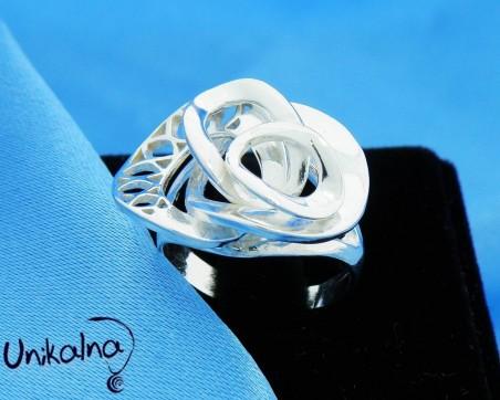 Сребърен пръстен - 40