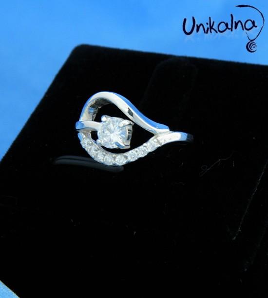 Сребърен пръстен - 44