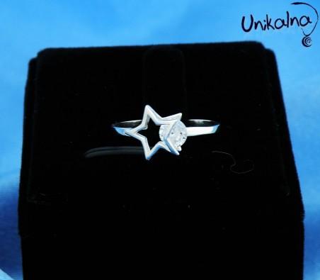 Сребърен пръстен - 45