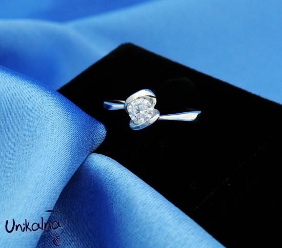Сребърен пръстен-53