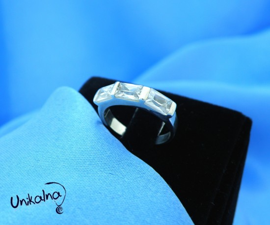 Сребърен пръстен-5