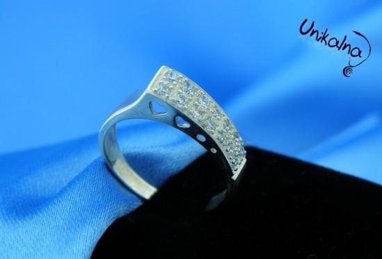 Сребърен пръстен-11
