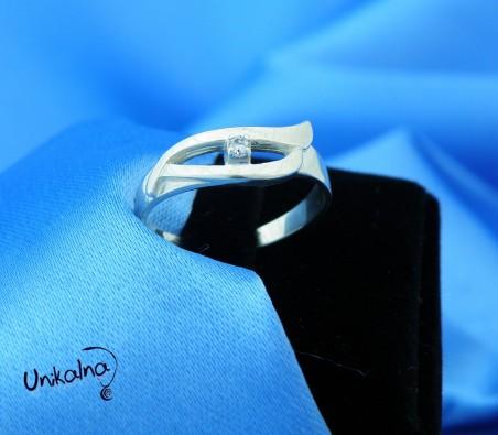 Сребърен пръстен-14