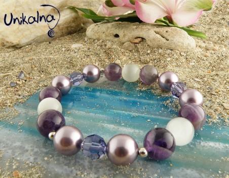 Гривна Lilac Beauty