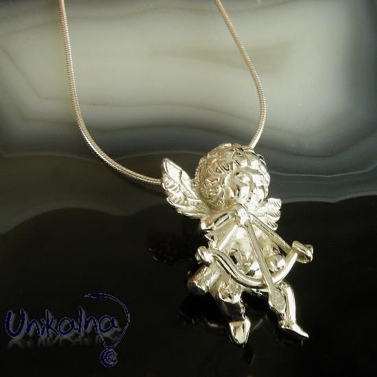 Сребърна Висулка Angel Of Love