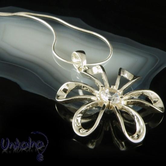 Сребърна Висулка Fresh Flower