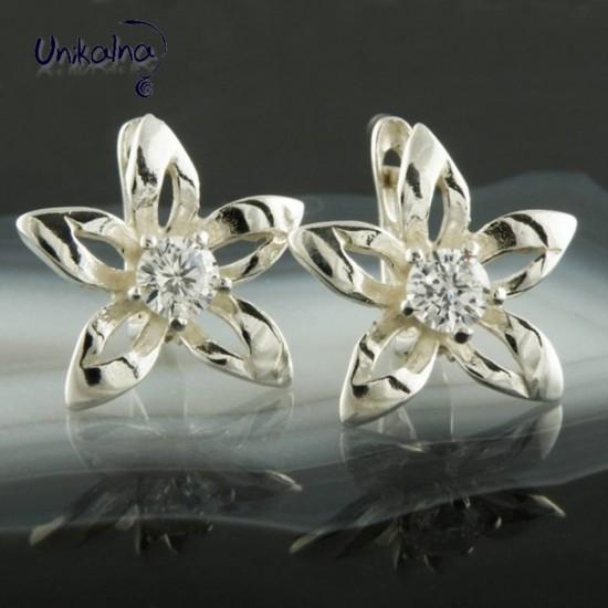 Silver Edelweiss-сребърни...