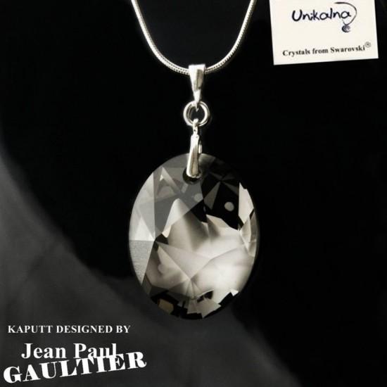Kaputt Oval Silver...