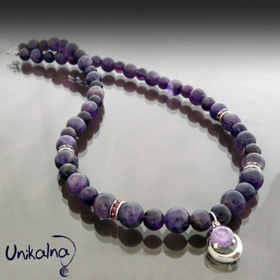Amethyst Perfection - колие...
