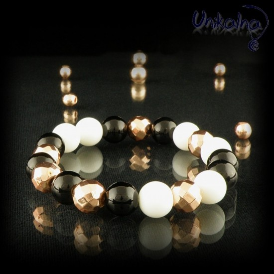 White Coral Rose Gold -...