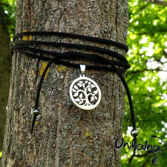 Чокър Tree of life - Silvery