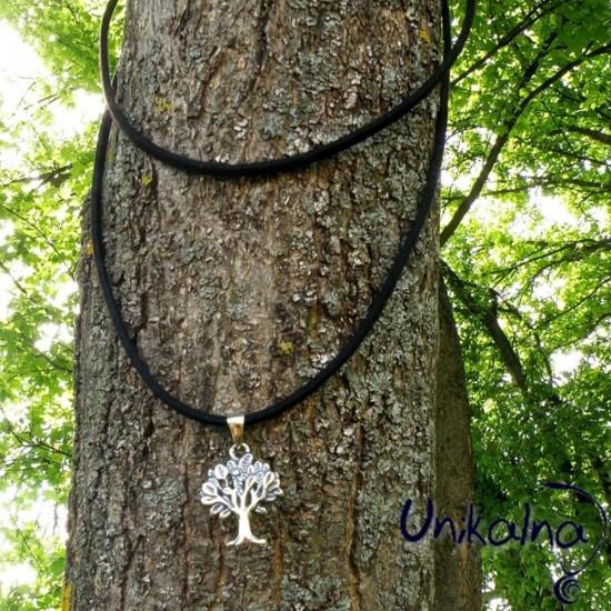Чокър Silver Tree