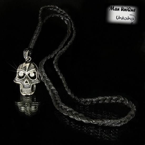 Мъжко колие Eyes of the Skull