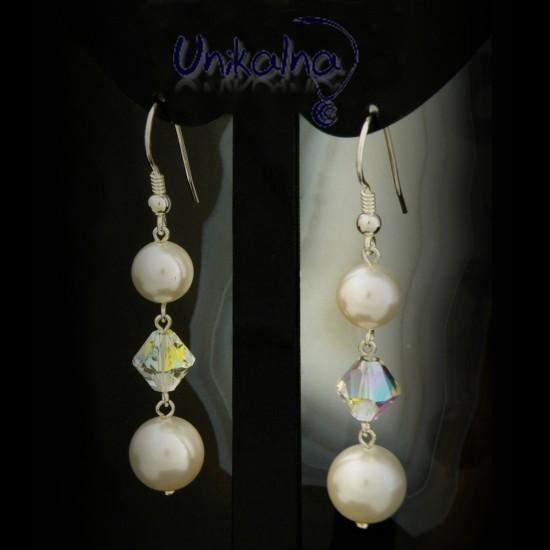 Pearly Pleasure - сребърни...