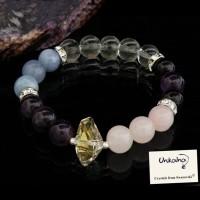 Най-стилните гривни от естествени камъни